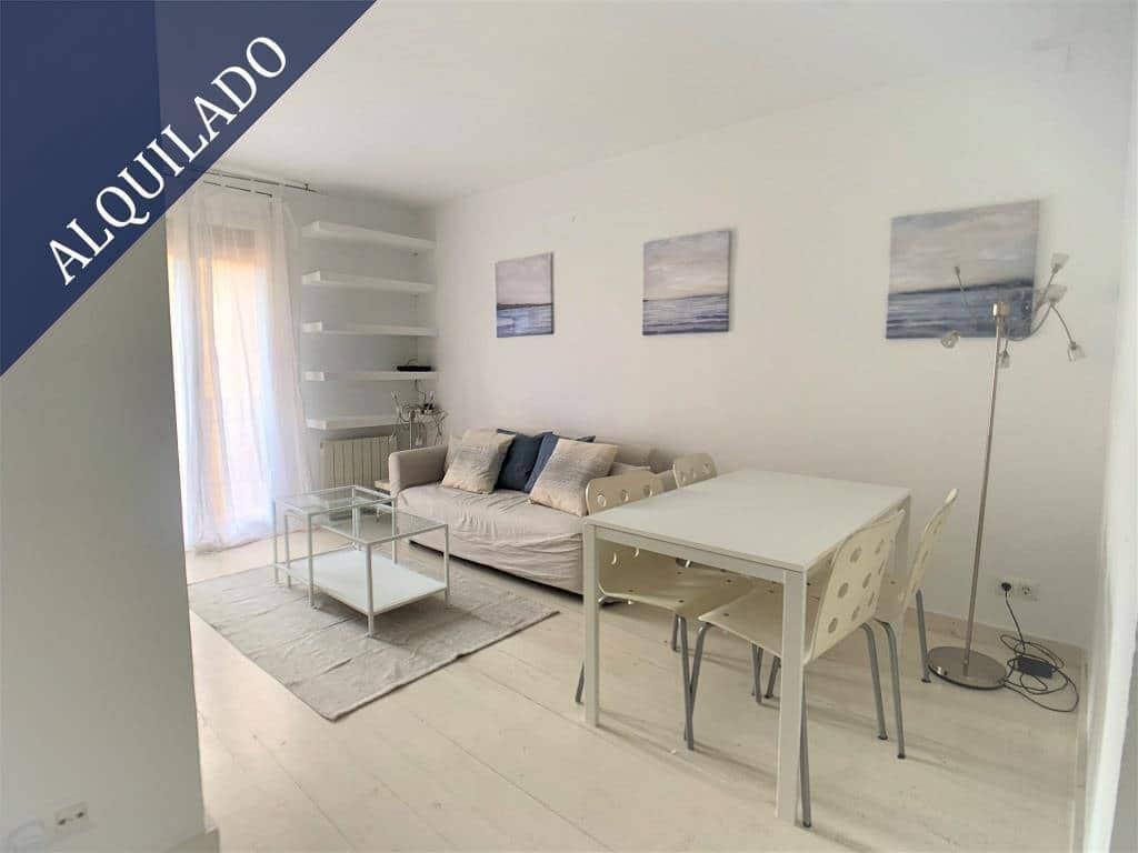 Apartamento en alquiler en Gracia